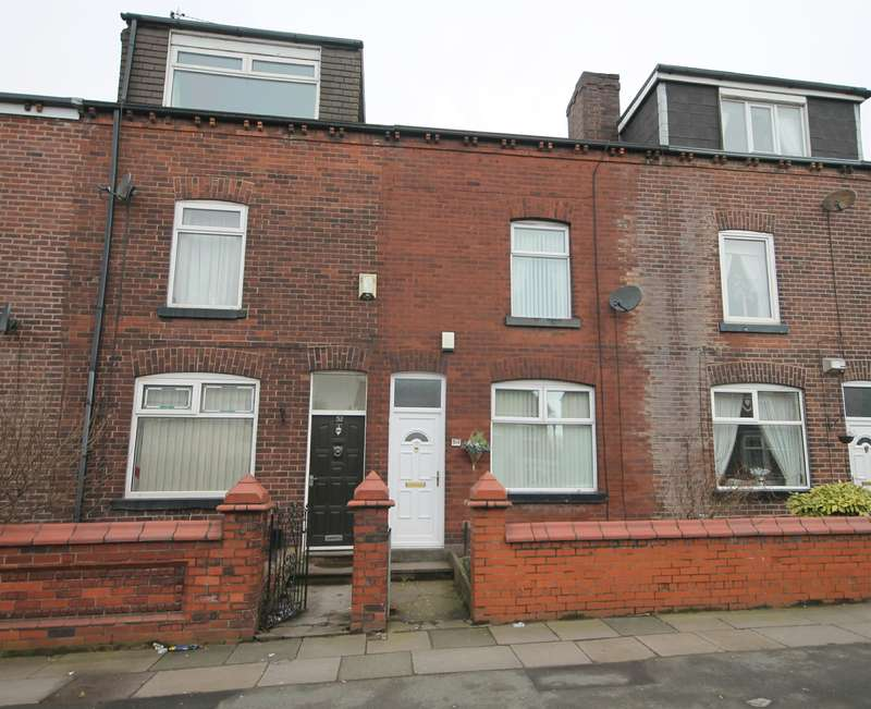 2 Bedrooms Terraced House for sale in Worsley Road, Farnworth, Bolton, BL4 9LT