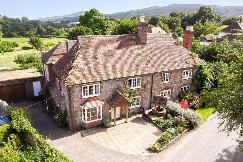6 Bedrooms Detached House for sale in The Street, Sutton, Pulborough, West Sussex