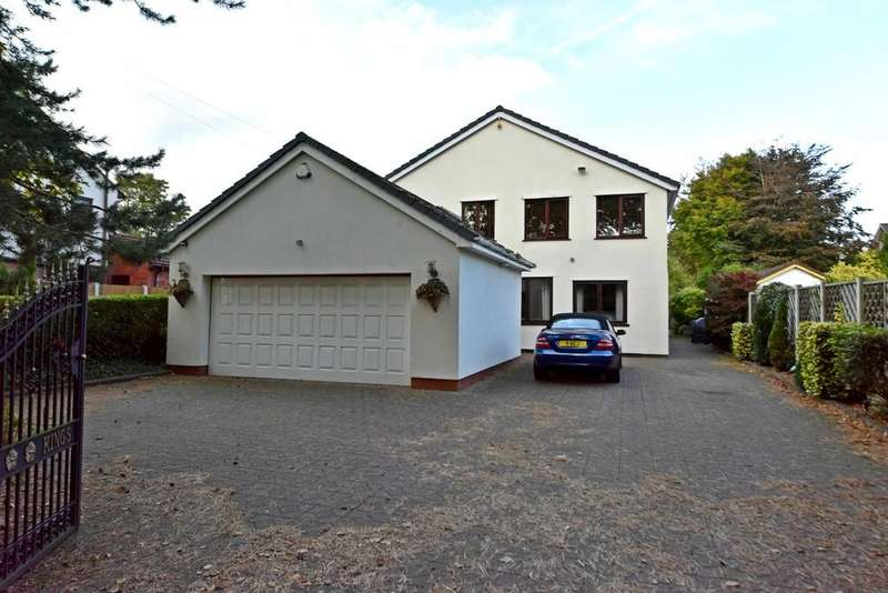 6 Bedrooms Detached House for sale in Long Lane, Aughton