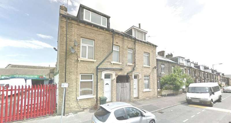 3 Bedrooms End Of Terrace House for sale in Holme Street, Bradford, West Yorkshire, BD5