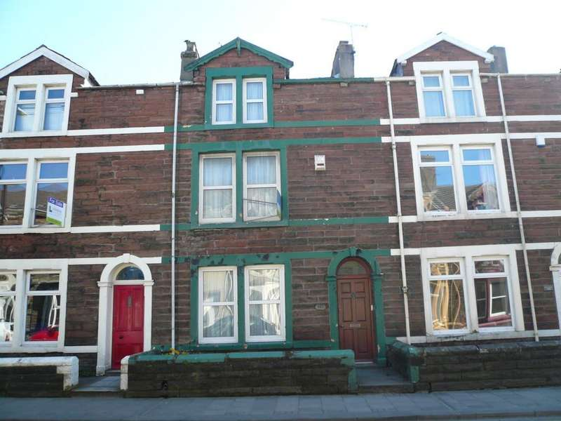 4 Bedrooms Town House for sale in Harrington Road Workington, CA14