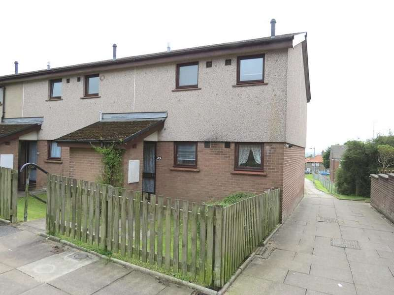 1 Bedroom Ground Flat for sale in Sneckyeat Grove, Hensingham