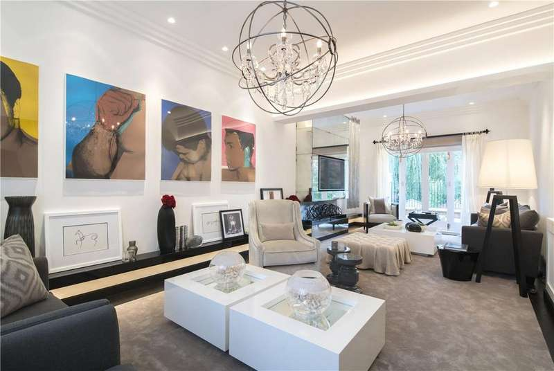 4 Bedrooms House for sale in Springfield Road, St John's Wood, London, NW8