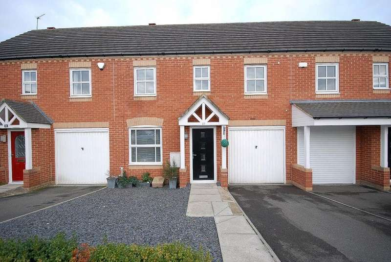 3 Bedrooms Terraced House for sale in Beechbrooke, Ryhope