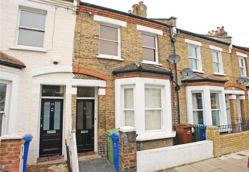 2 Bedrooms Flat for sale in Ulverscroft Road, East Dulwich, London, SE22