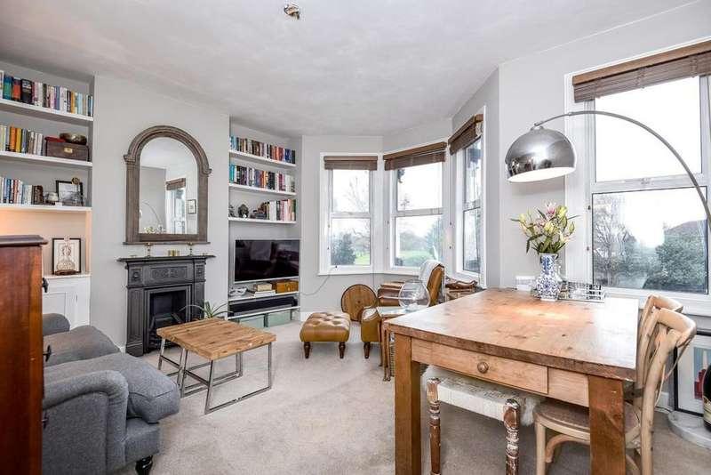 1 Bedroom Flat for sale in Boston Road, Ealing, W7