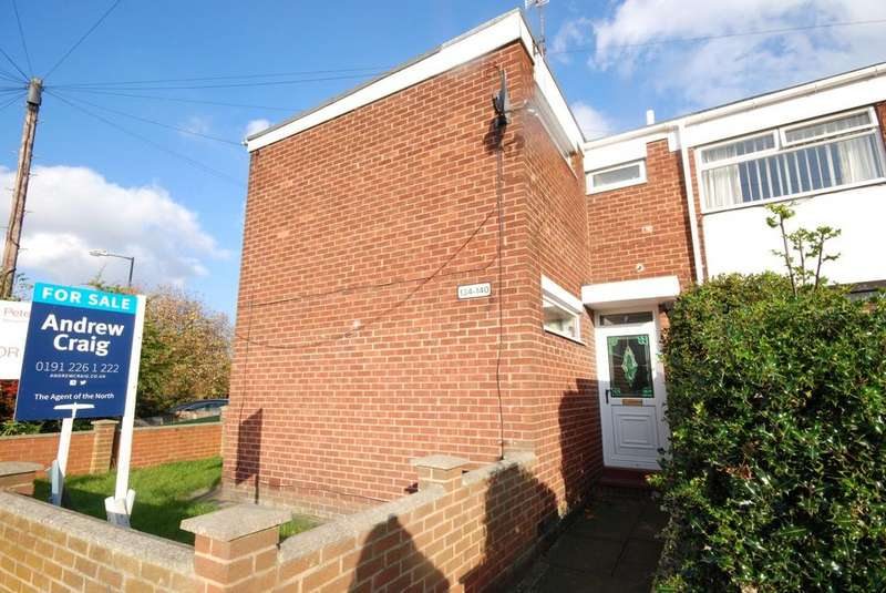 2 Bedrooms House for sale in Cheltenham Road, Hylton Castle
