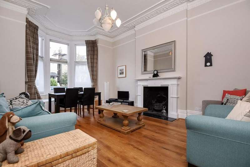 2 Bedrooms Flat for sale in Florence Road, Ealing, W5