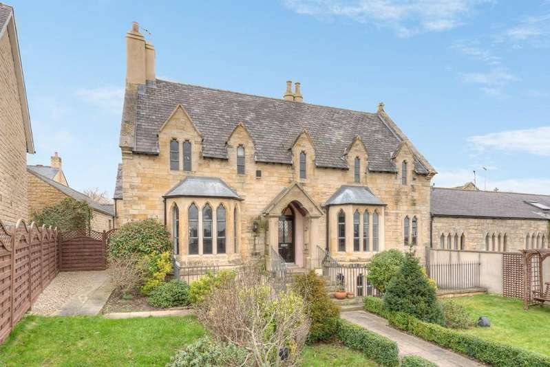 4 Bedrooms Semi Detached House for sale in Rosminian House Chapel, Bramham Road, Clifford, LS23