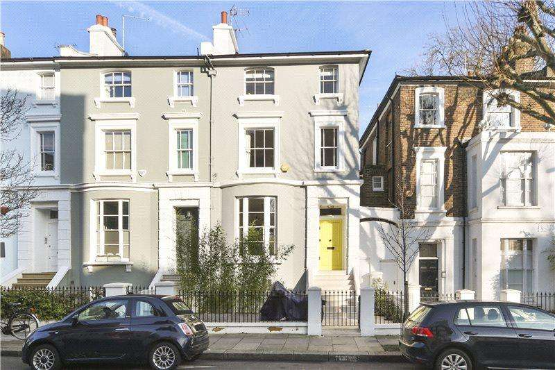 3 Bedrooms Terraced House for sale in Westbourne Park Road, Notting Hill, London, W2