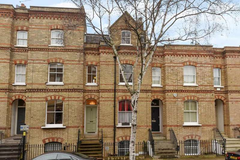 2 Bedrooms Flat for sale in Ravensdon Street, Kennington, SE11