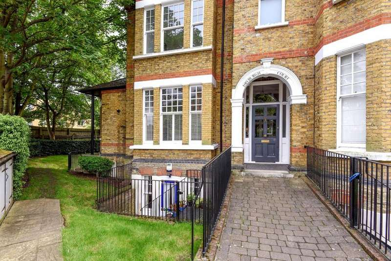 2 Bedrooms Flat for sale in Dryburgh Road, Putney, SW15