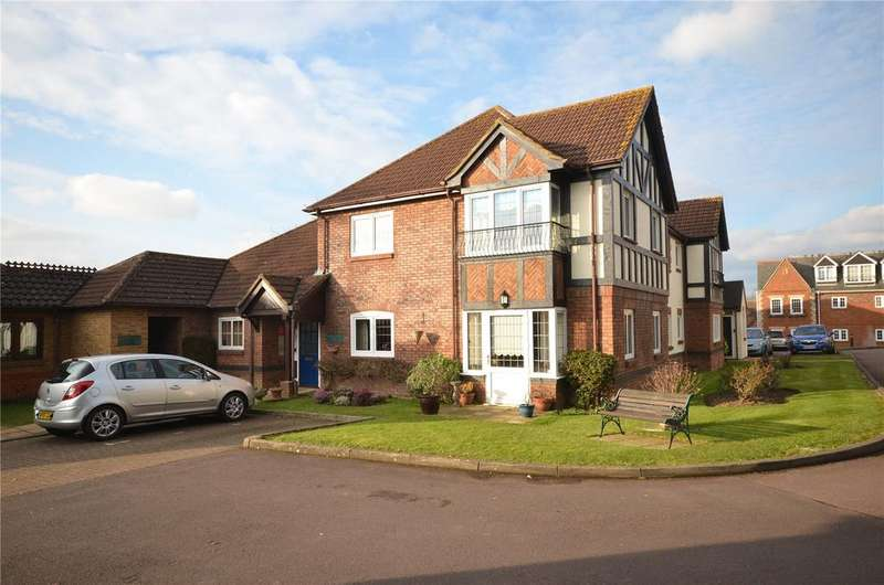 2 Bedrooms Retirement Property for sale in Buckingham Terrace, Pegasus Court, Park Lane, Tilehurst, RG31