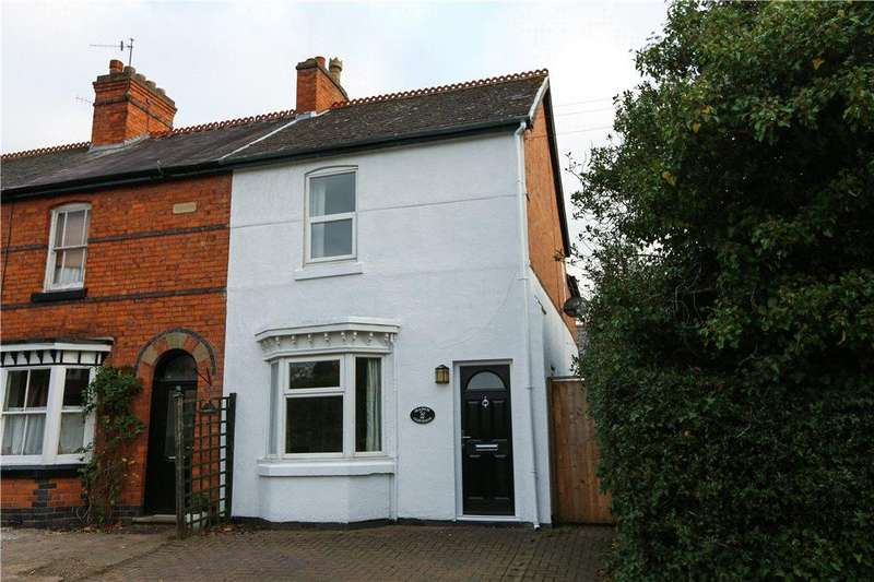 2 Bedrooms End Of Terrace House for sale in Ednall Lane, Bromsgrove, B60