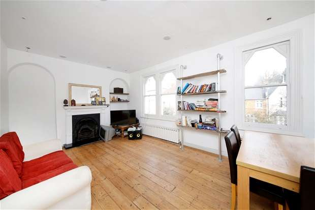 3 Bedrooms Flat for sale in Belvoir Road, East Dulwich