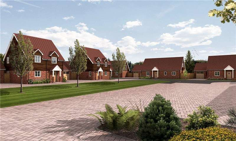 3 Bedrooms Detached Bungalow for sale in Broadwas, Worcestershire, WR6