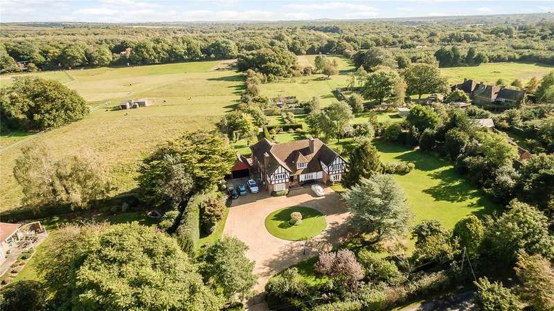 6 Bedrooms House for sale in Mill Road, Slindon Common, Arundel, West Sussex