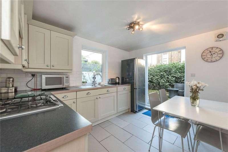 2 Bedrooms Flat for sale in Bravington Road, London, W9