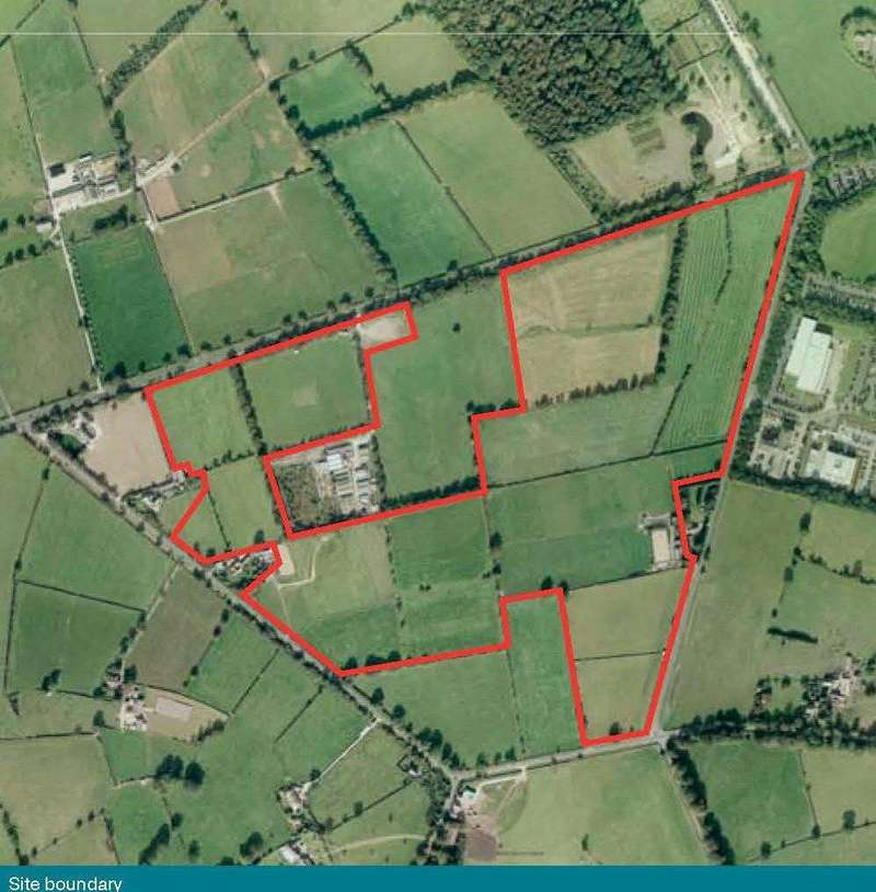 Land Commercial for sale in Land Off, Otley Road /Beckwith Head Road, Harrogate, North Yorkshire