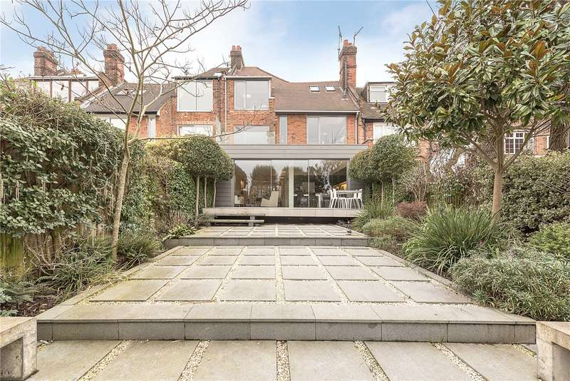 4 Bedrooms House for sale in Hornsey Lane, London, N6
