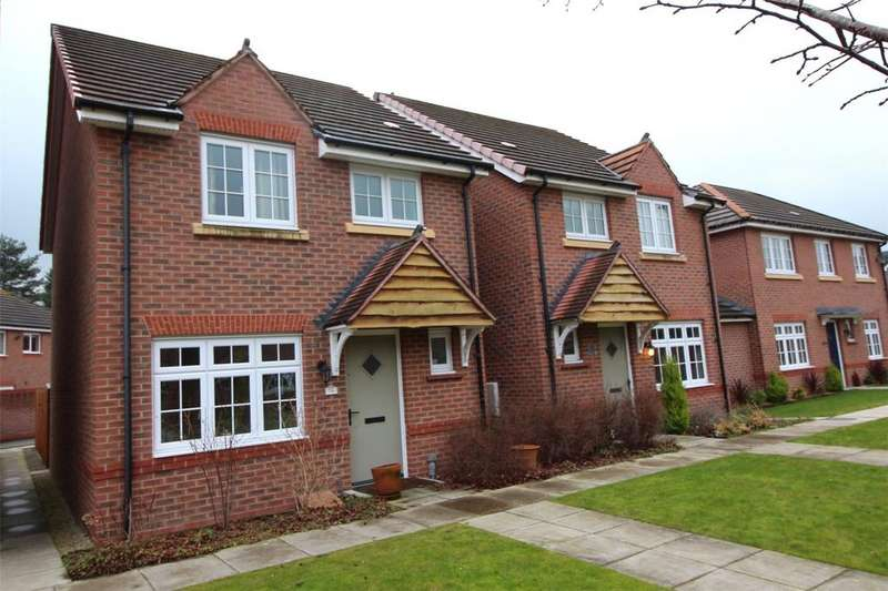 3 Bedrooms Detached House for sale in Lambourne Court, Gwersyllt, Wrexham, LL11