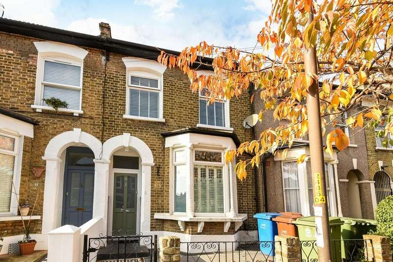 3 Bedrooms Terraced House for sale in Ansdell Road, Nunhead, SE15