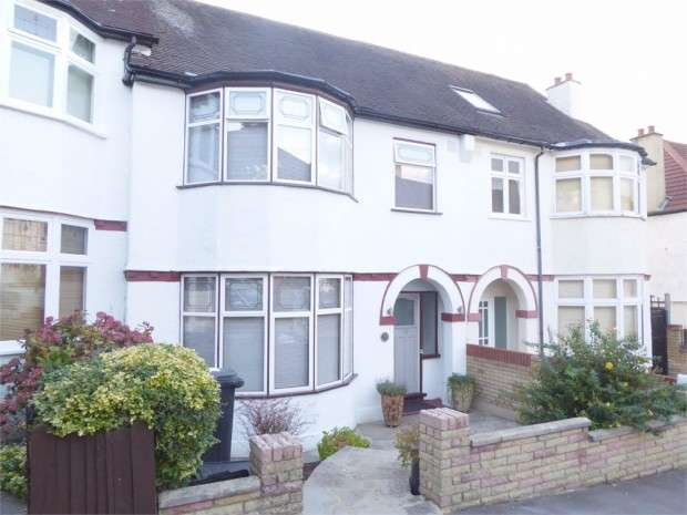 3 Bedrooms Terraced House for sale in Grangecliffe Gardens, London, SE25