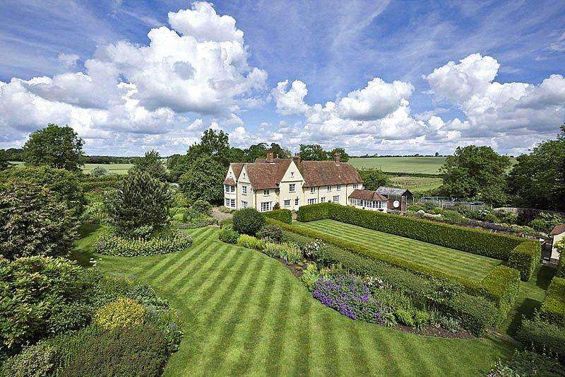 6 Bedrooms House for sale in Cowlinge, Newmarket, Suffolk