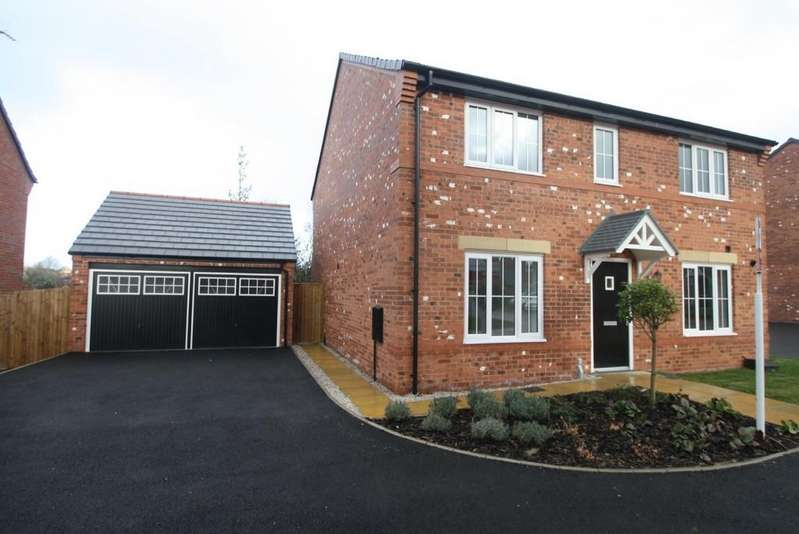 4 Bedrooms Detached House for sale in Plot 20, Mulberry Place, Tarporley, CW6 9HH