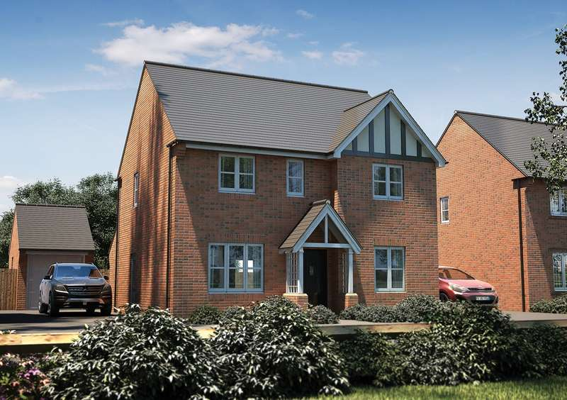 4 Bedrooms Detached House for sale in Ampthill Chase, Abbey Lane, Ampthill, Bedfordshire, MK45