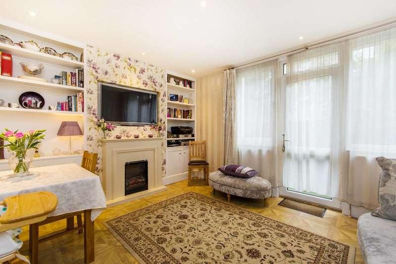 3 Bedrooms Maisonette Flat for sale in Clapham Junction, Clapham Junction, SW11