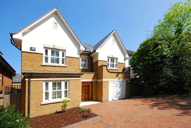 6 Bedrooms Detached House for sale in Marsh Lane, Totteridge, NW7
