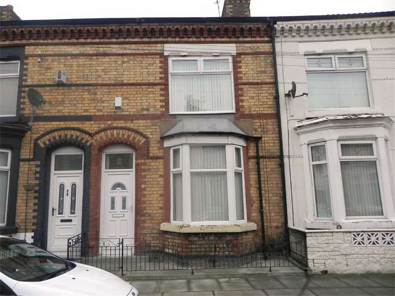 2 Bedrooms Terraced House for sale in Pym Street, Walton, Liverpool, Merseyside, L4