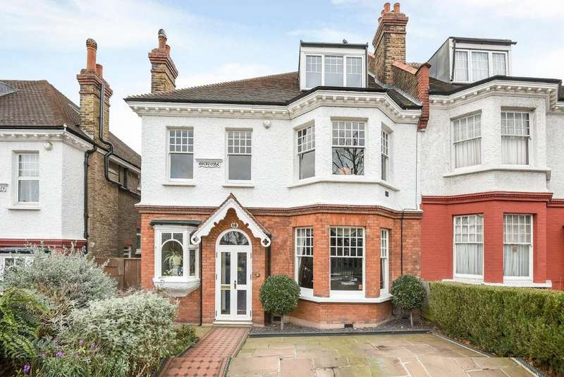 5 Bedrooms Semi Detached House for sale in Sunderland Road, Forest Hill, SE23