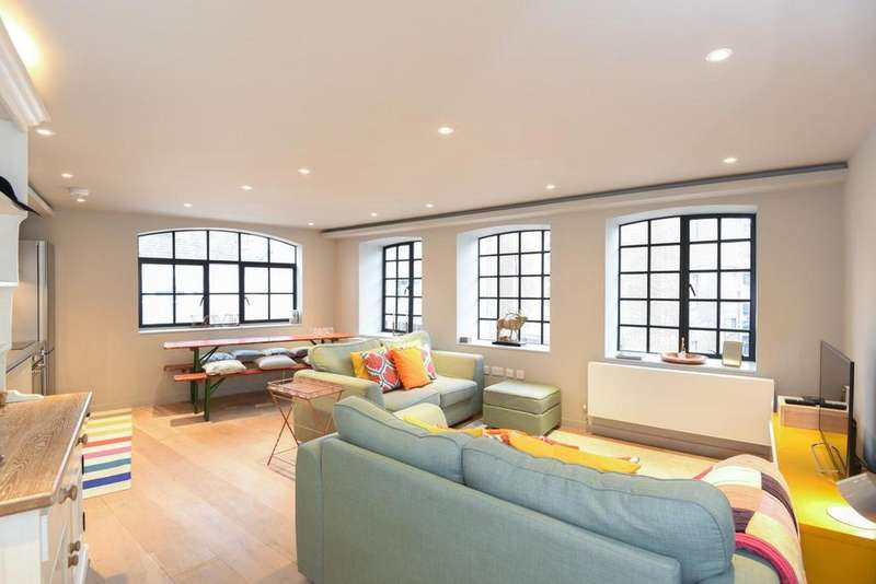 1 Bedroom Flat for sale in Effie Road, Fulham, SW6