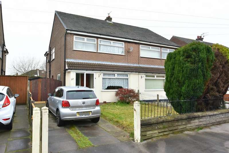 3 Bedrooms Semi Detached House for sale in Ludlow Drive, Ormskirk