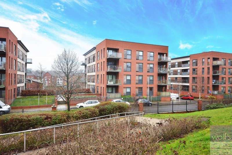 2 Bedrooms Apartment Flat for sale in Bell Barn Road, Park Central, B15