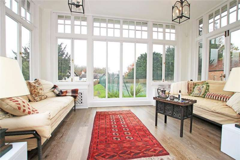 6 Bedrooms Detached House for sale in Thames Street, Sonning, Reading, Berkshire, RG4