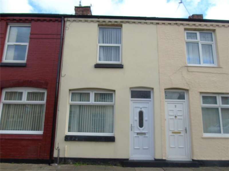 2 Bedrooms Terraced House for sale in Rowsley Grove, Walton, Liverpool, L9