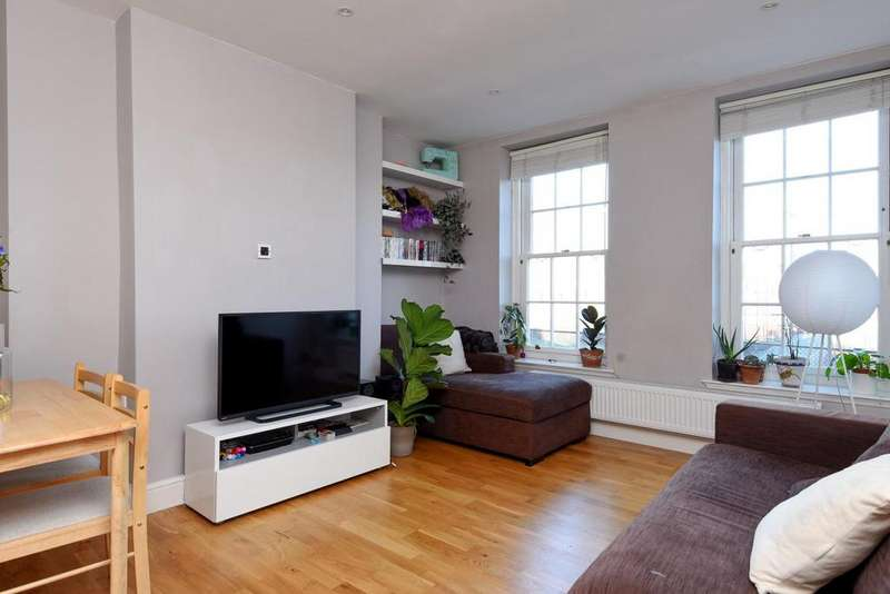 3 Bedrooms Flat for sale in Ferndale Road, Brixton, SW9