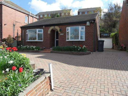 2 Bedrooms Bungalow for sale in 191 Wakefield Road, Barnsley, S71 1NP