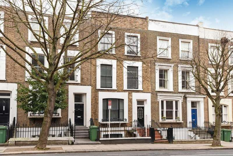 8 Bedrooms Terraced House for sale in Malden Road, Chalk Farm, NW5