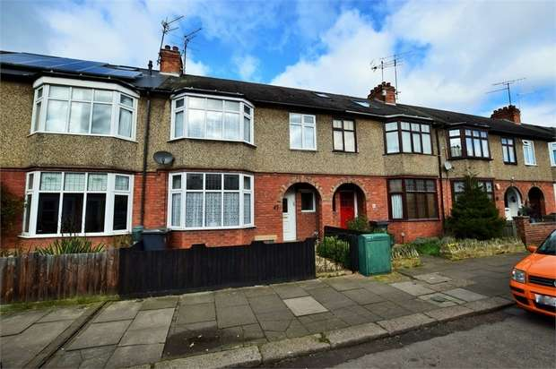 3 Bedrooms Terraced House for sale in Broadway, NORTHAMPTON