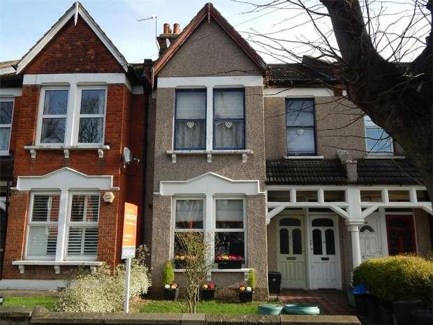 2 Bedrooms Maisonette Flat for sale in Samos Road, Anerley, London