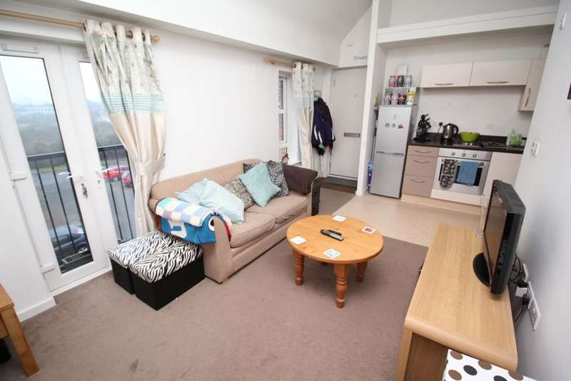 1 Bedroom Flat for sale in Gage Court, LINCOLN, LN2