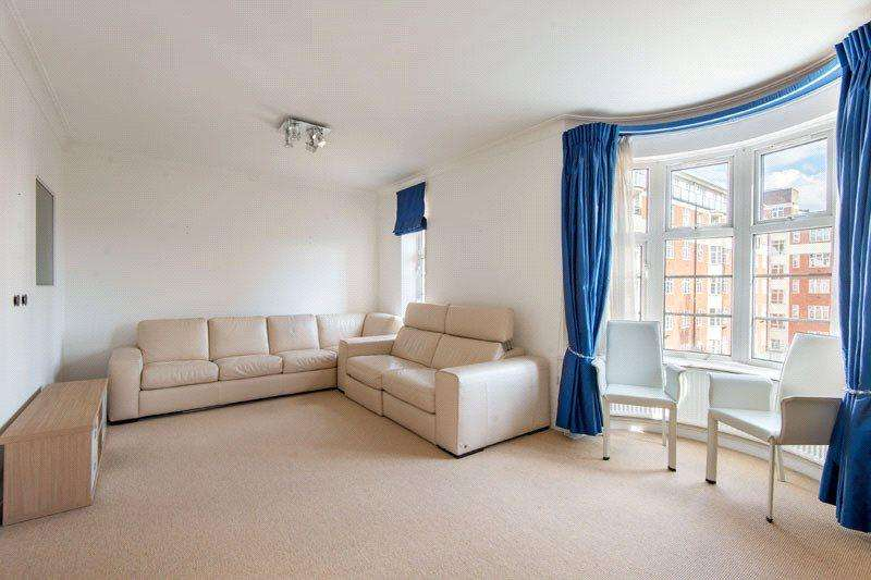 3 Bedrooms Apartment Flat for sale in William Court, 6 Hall Road, London, NW8