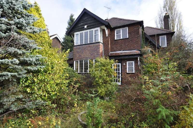 3 Bedrooms Detached House for sale in Saint Michael's Avenue, Bramhall