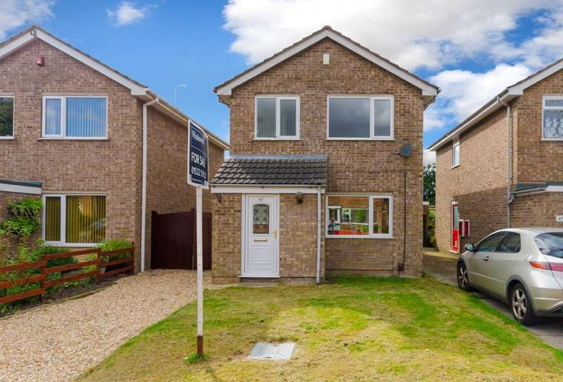 3 Bedrooms Detached House for sale in Helsby Road, Lincoln, LN5