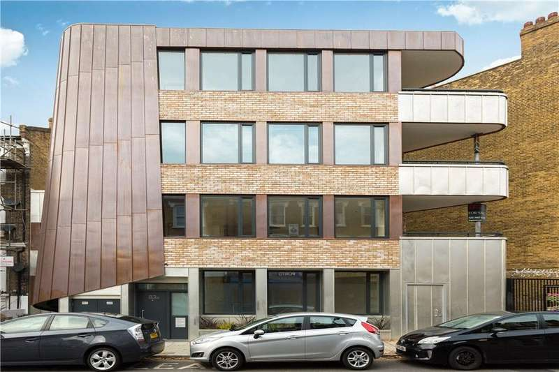 2 Bedrooms Flat for sale in Landor Road, Clapham, London, SW9