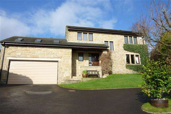 5 Bedrooms Detached House for sale in Catherine Close, Lindley, Huddersfield